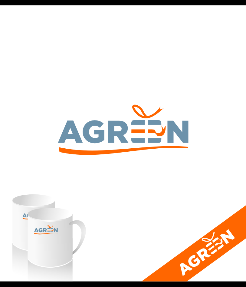 Logo Design by graphicleaf - Entry No. 83 in the Logo Design Contest Inspiring Logo Design for Agreen.