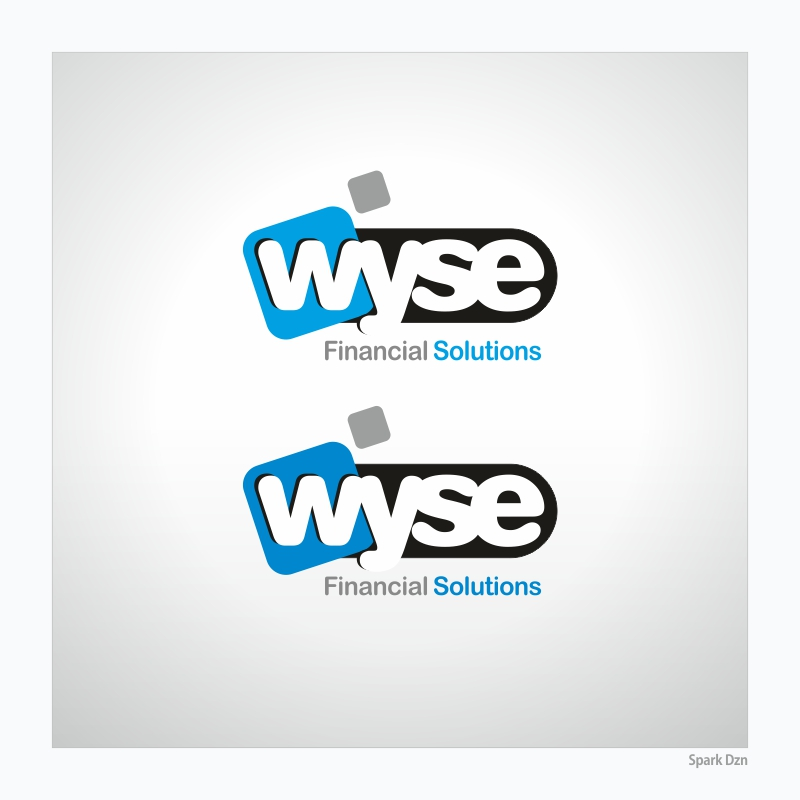 Logo Design by spark_dzn - Entry No. 147 in the Logo Design Contest Fun Logo Design for Wyse Financial Solutions.