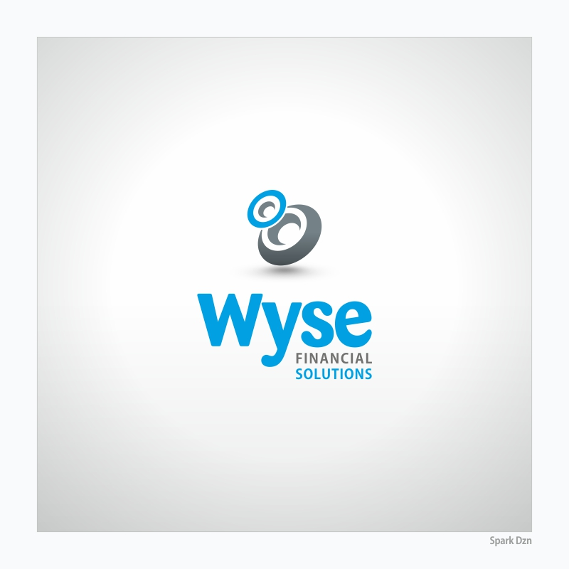 Logo Design by spark_dzn - Entry No. 148 in the Logo Design Contest Fun Logo Design for Wyse Financial Solutions.