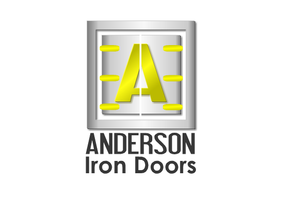 Logo Design by Ismail Adhi Wibowo - Entry No. 9 in the Logo Design Contest Artistic Logo Design for Anderson Iron Doors.