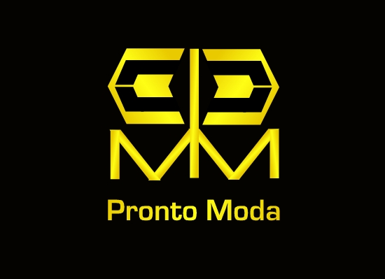 Logo Design by Ismail Adhi Wibowo - Entry No. 1 in the Logo Design Contest Captivating Logo Design for Pronto moda.