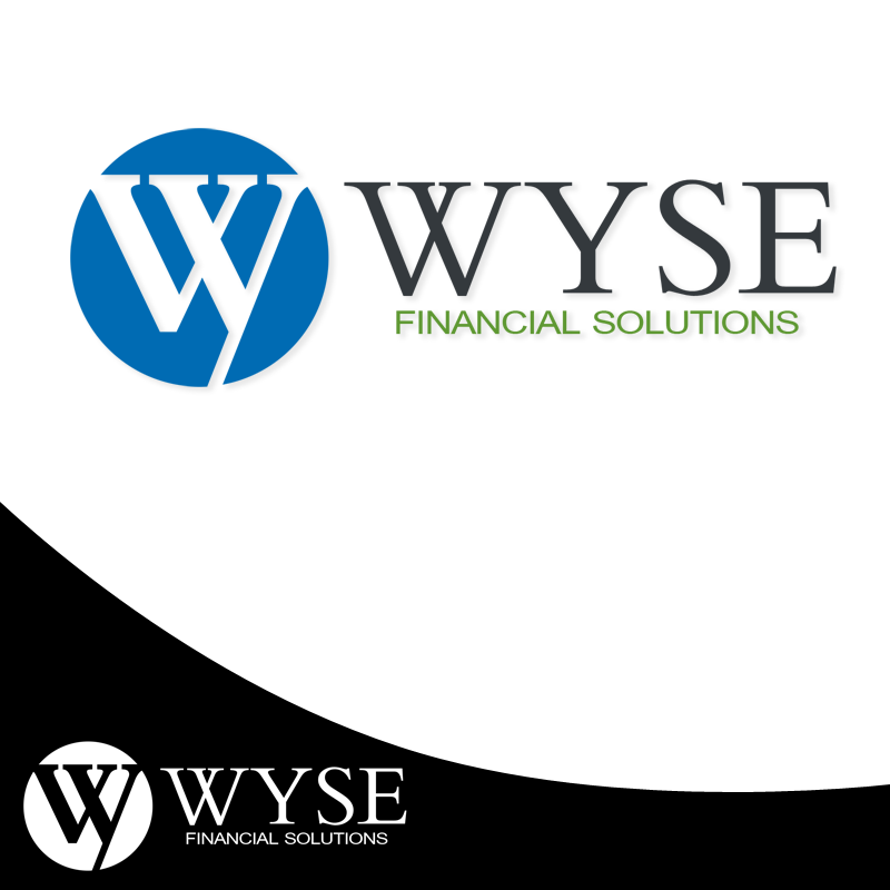 Logo Design by Private User - Entry No. 149 in the Logo Design Contest Fun Logo Design for Wyse Financial Solutions.