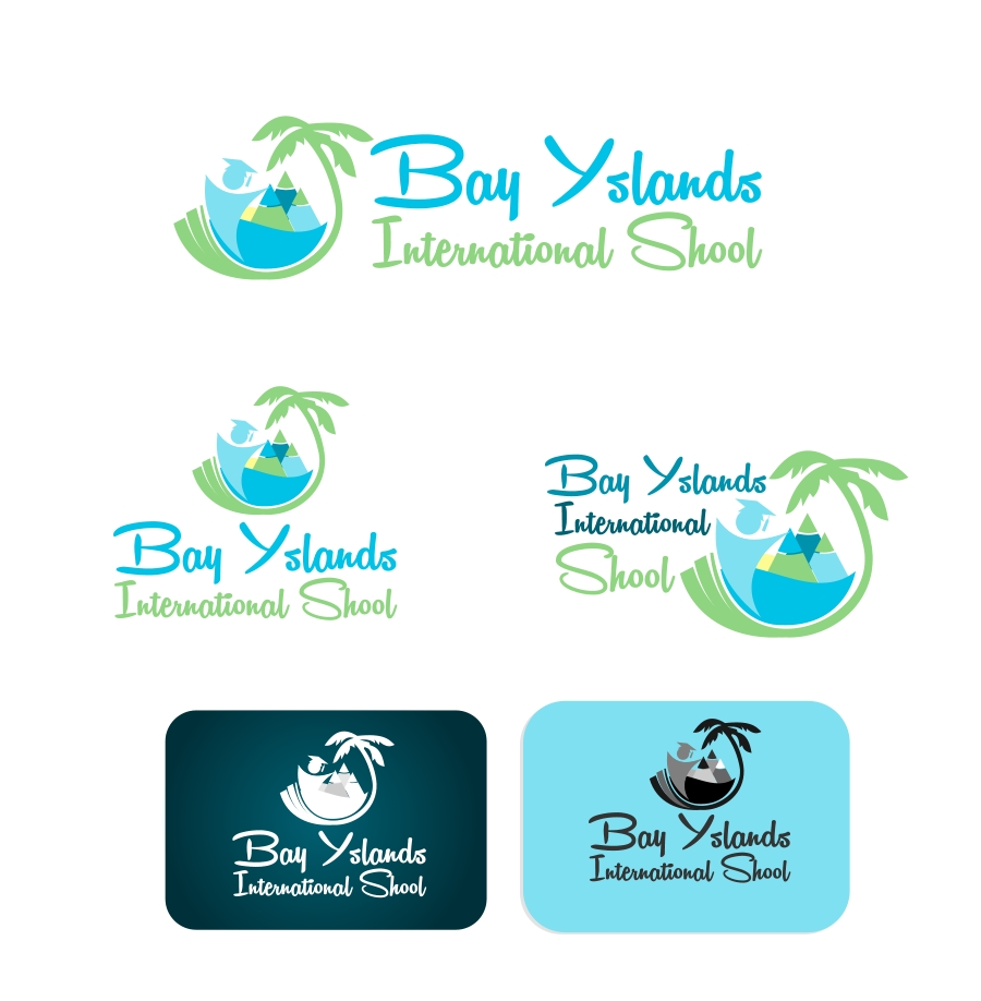 Logo Design by Private User - Entry No. 35 in the Logo Design Contest Creative Logo Design for Bay Islands International School.