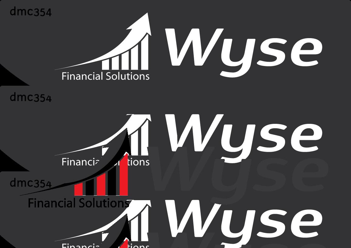 Logo Design by 354studio - Entry No. 151 in the Logo Design Contest Fun Logo Design for Wyse Financial Solutions.