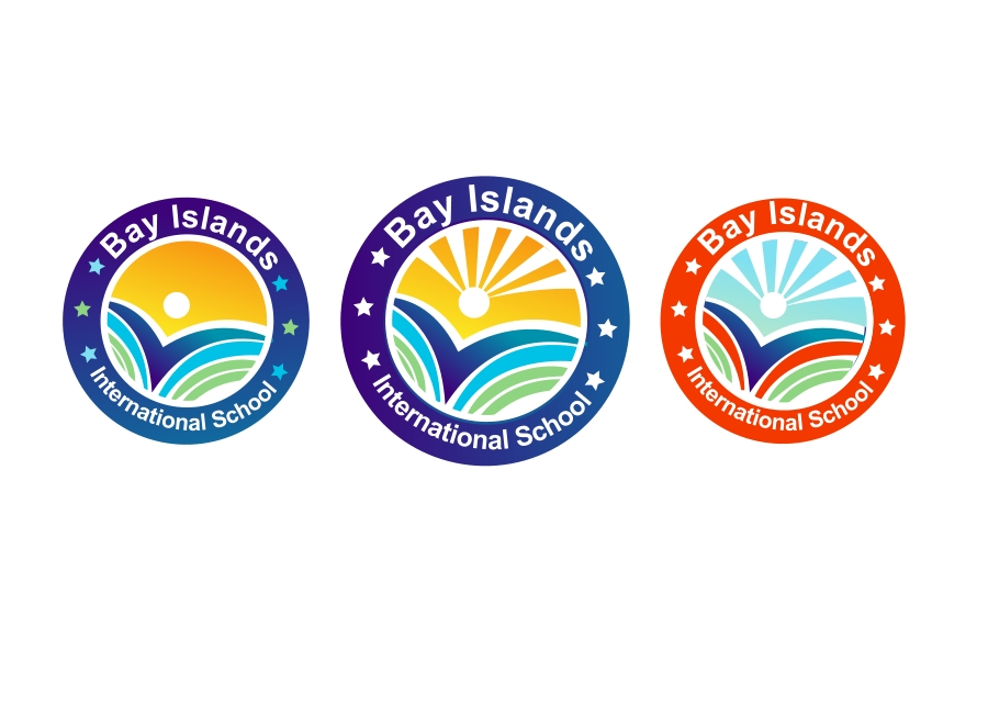 Logo Design by Private User - Entry No. 36 in the Logo Design Contest Creative Logo Design for Bay Islands International School.