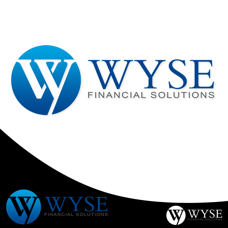Logo Design by Private User - Entry No. 152 in the Logo Design Contest Fun Logo Design for Wyse Financial Solutions.