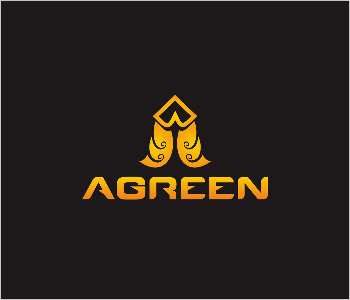Logo Design by Armada Jamaluddin - Entry No. 86 in the Logo Design Contest Inspiring Logo Design for Agreen.