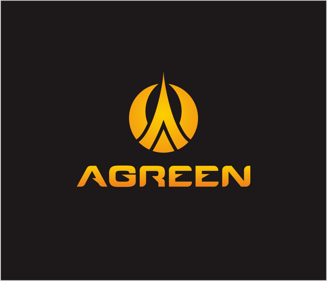 Logo Design by Armada Jamaluddin - Entry No. 87 in the Logo Design Contest Inspiring Logo Design for Agreen.