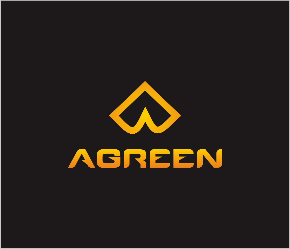 Logo Design by Armada Jamaluddin - Entry No. 88 in the Logo Design Contest Inspiring Logo Design for Agreen.