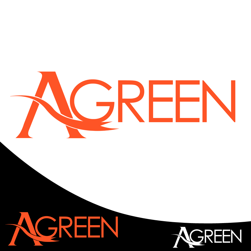 Logo Design by Private User - Entry No. 90 in the Logo Design Contest Inspiring Logo Design for Agreen.