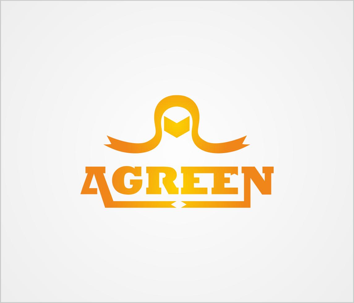 Logo Design by Armada Jamaluddin - Entry No. 94 in the Logo Design Contest Inspiring Logo Design for Agreen.