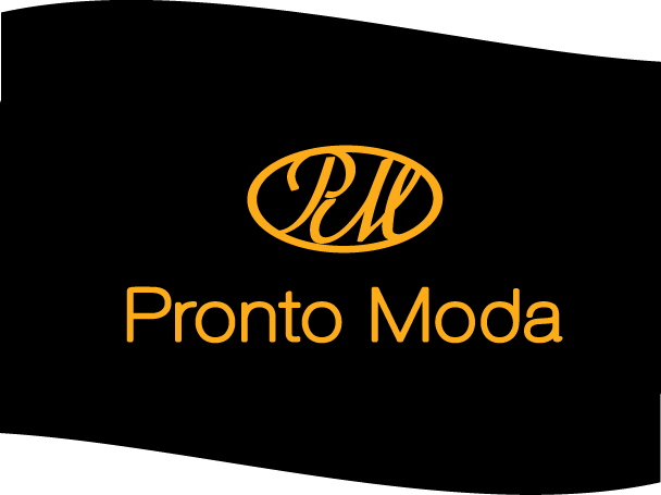 Logo Design by 354studio - Entry No. 7 in the Logo Design Contest Captivating Logo Design for Pronto moda.