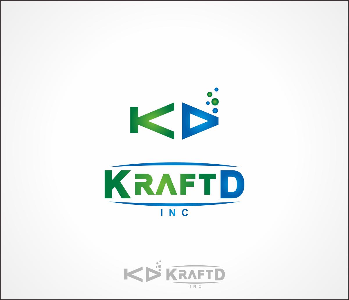 Logo Design by Armada Jamaluddin - Entry No. 261 in the Logo Design Contest Unique Logo Design Wanted for Kraft D Inc.