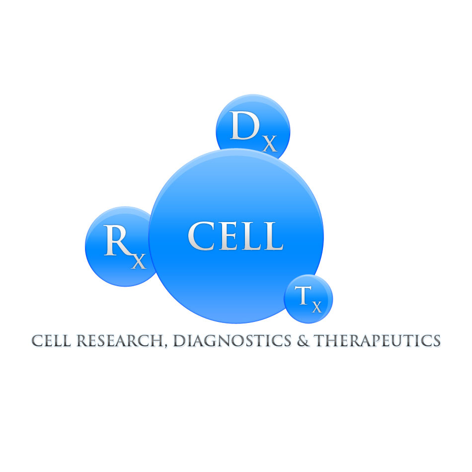 Logo Design by TechProductions - Entry No. 62 in the Logo Design Contest Cell Research, Diagnostics & Therapeutics Ltd (RxDxTx).