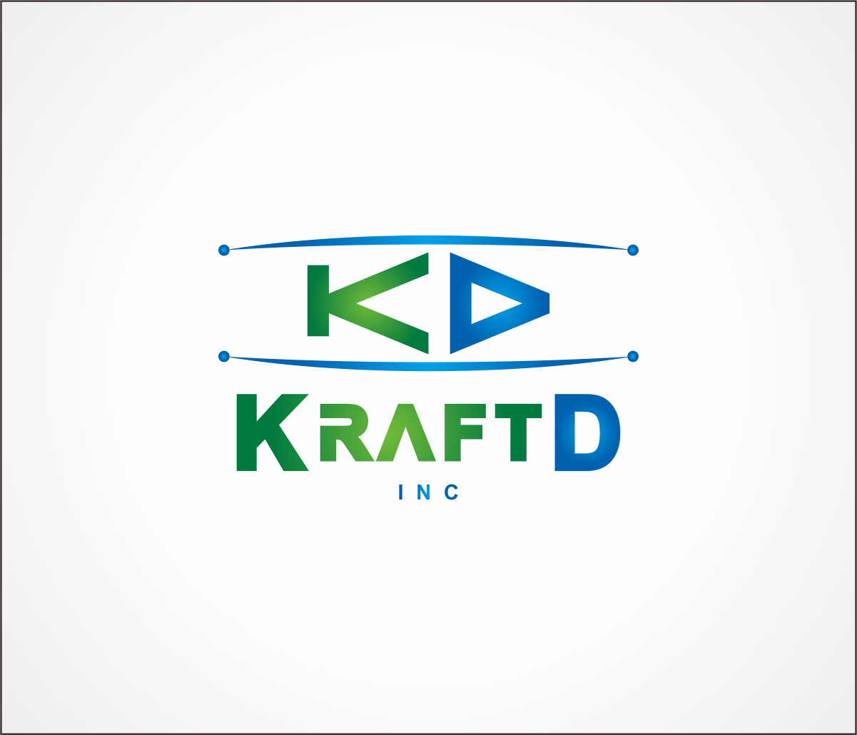 Logo Design by Armada Jamaluddin - Entry No. 262 in the Logo Design Contest Unique Logo Design Wanted for Kraft D Inc.