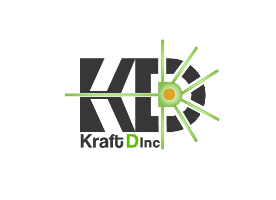 Logo Design by Ismail Adhi Wibowo - Entry No. 264 in the Logo Design Contest Unique Logo Design Wanted for Kraft D Inc.