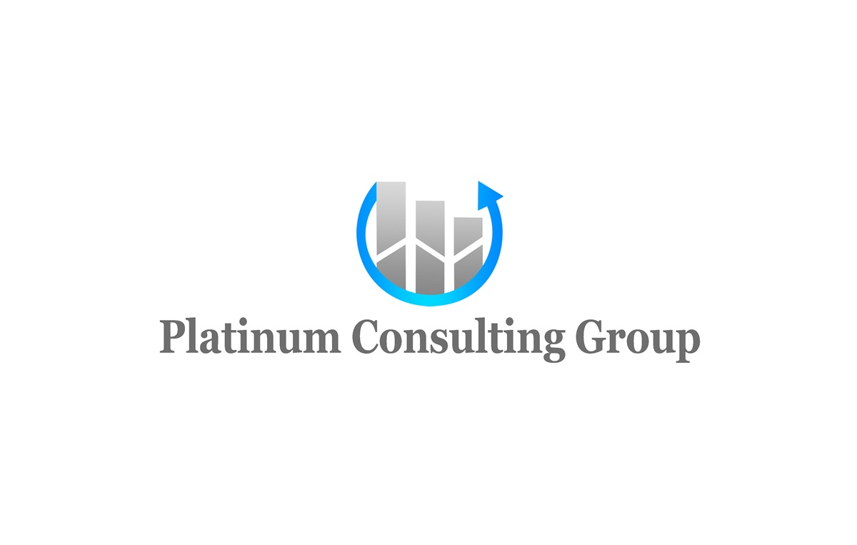 Logo Design by Respati Himawan - Entry No. 42 in the Logo Design Contest Captivating Logo Design for Platinum Consulting Group.