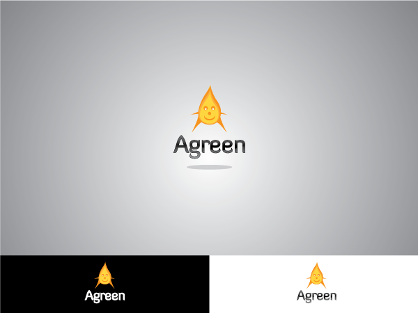 Logo Design by Private User - Entry No. 95 in the Logo Design Contest Inspiring Logo Design for Agreen.