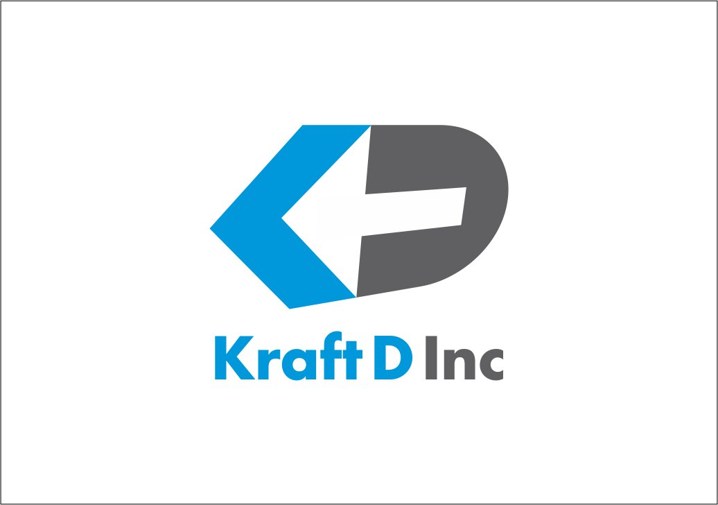 Logo Design by Private User - Entry No. 271 in the Logo Design Contest Unique Logo Design Wanted for Kraft D Inc.