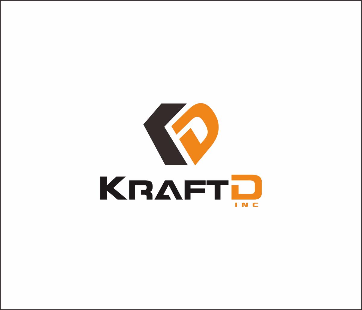 Logo Design by Armada Jamaluddin - Entry No. 277 in the Logo Design Contest Unique Logo Design Wanted for Kraft D Inc.