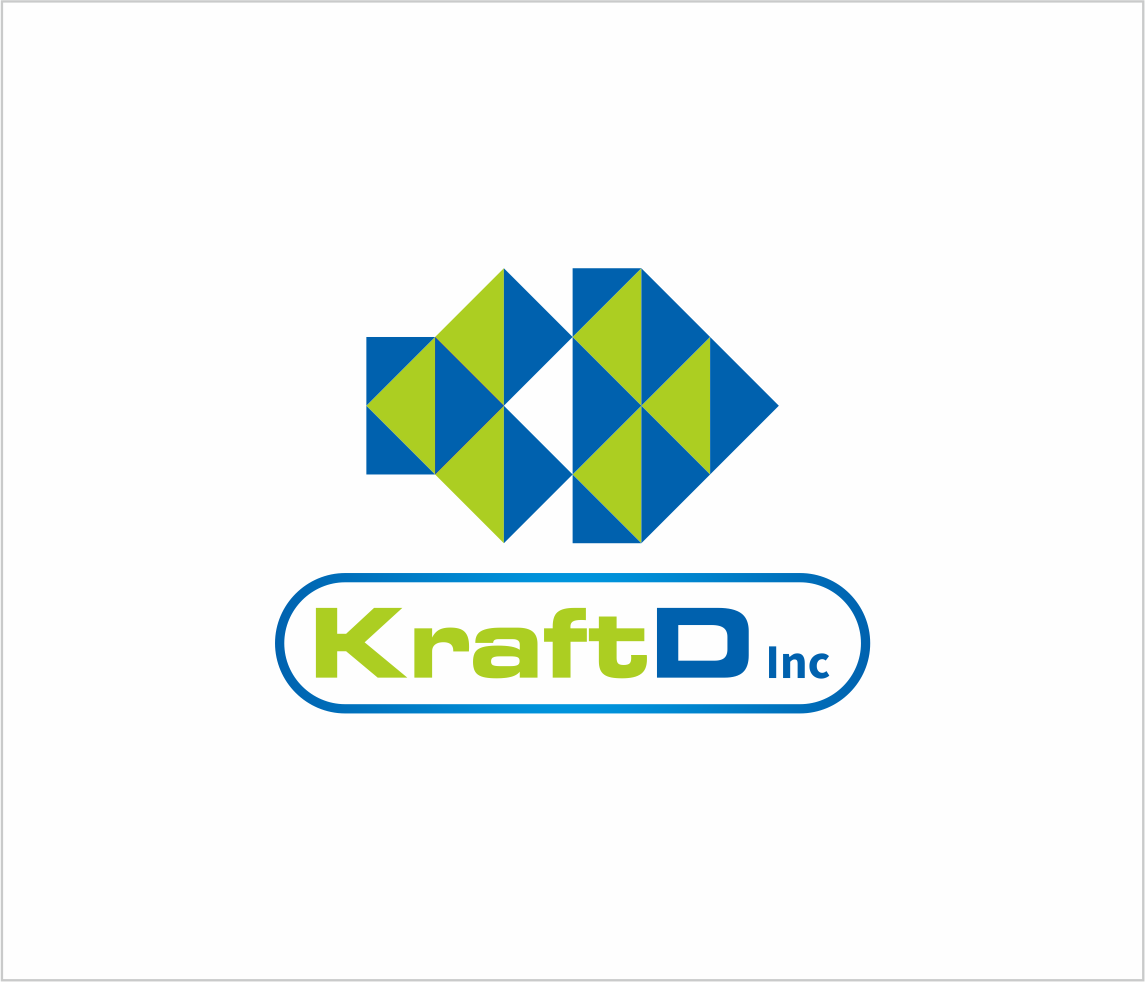 Logo Design by Armada Jamaluddin - Entry No. 278 in the Logo Design Contest Unique Logo Design Wanted for Kraft D Inc.