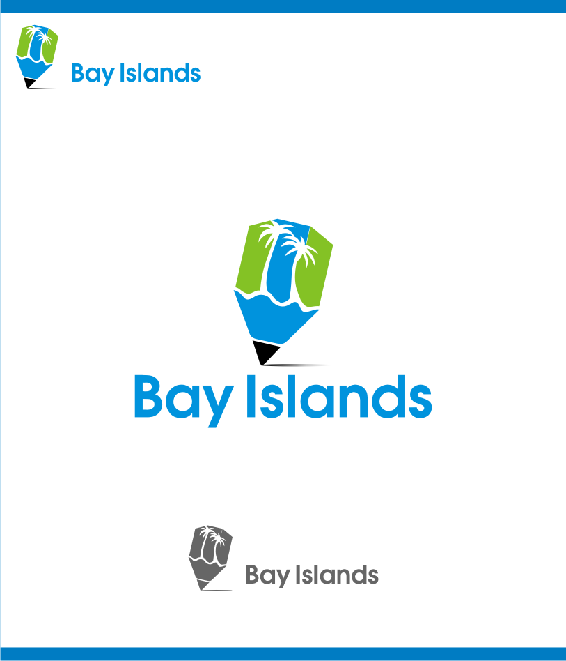 Logo Design by graphicleaf - Entry No. 39 in the Logo Design Contest Creative Logo Design for Bay Islands International School.