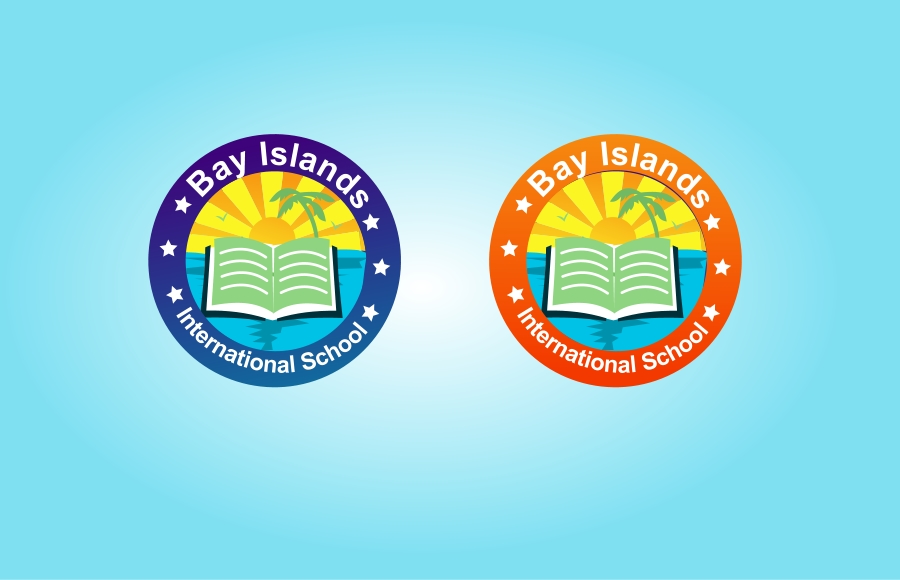 Logo Design by Private User - Entry No. 40 in the Logo Design Contest Creative Logo Design for Bay Islands International School.