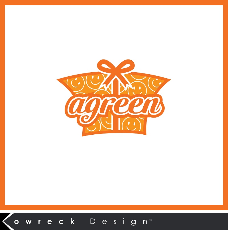 Logo Design by kowreck - Entry No. 114 in the Logo Design Contest Inspiring Logo Design for Agreen.