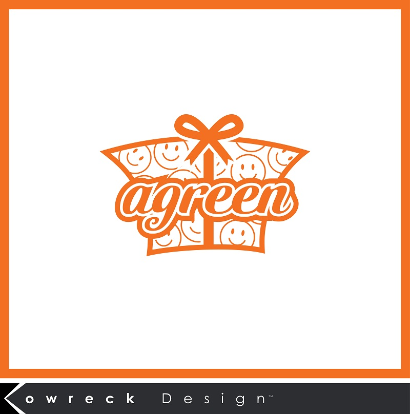 Logo Design by kowreck - Entry No. 115 in the Logo Design Contest Inspiring Logo Design for Agreen.