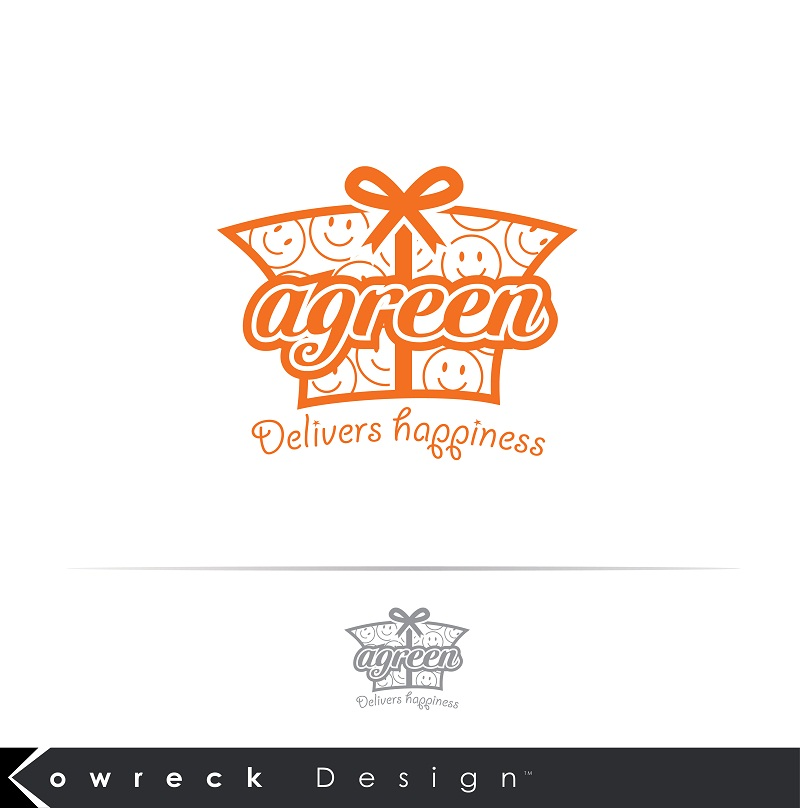 Logo Design by kowreck - Entry No. 116 in the Logo Design Contest Inspiring Logo Design for Agreen.