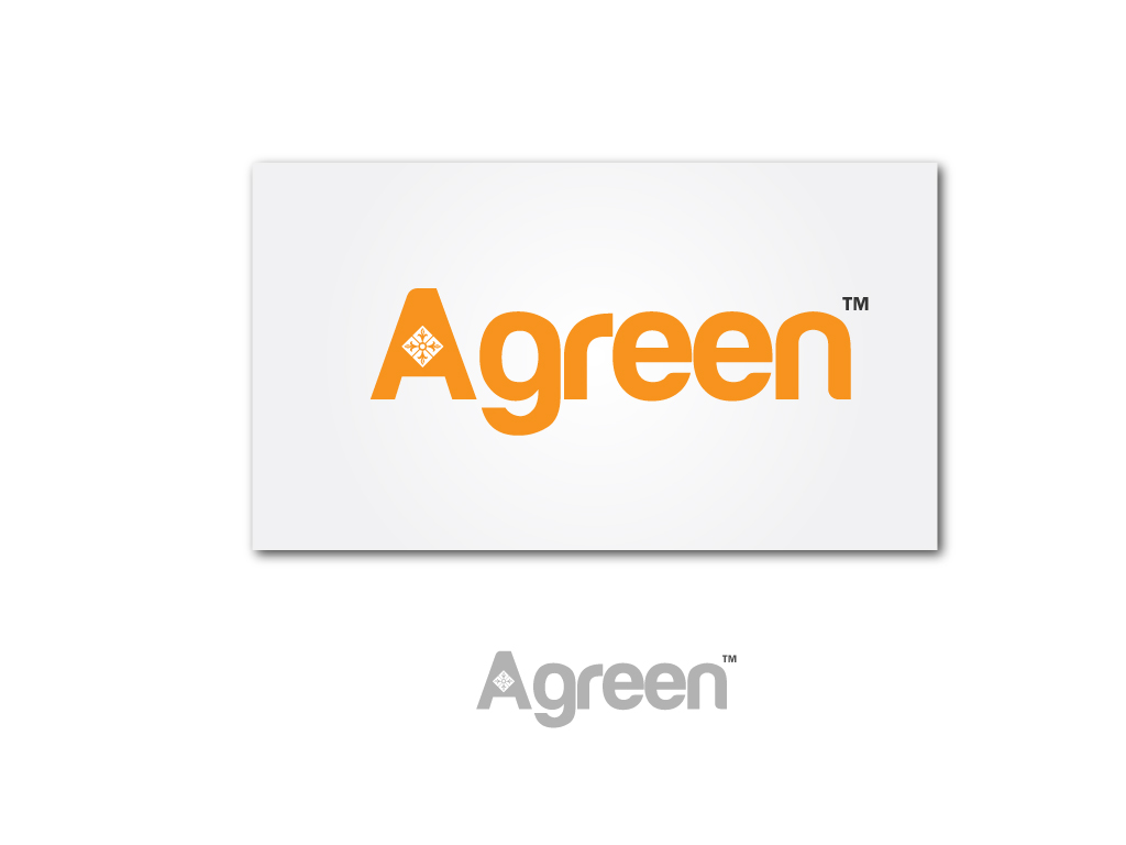 Logo Design by Jagdeep Singh - Entry No. 125 in the Logo Design Contest Inspiring Logo Design for Agreen.