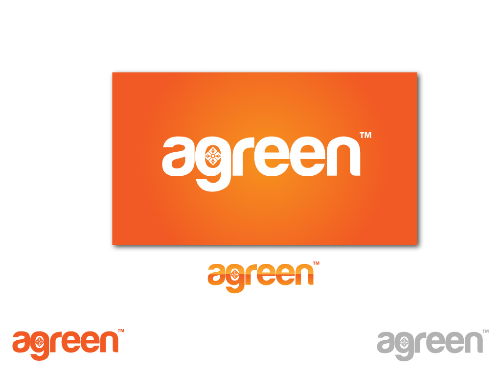Logo Design by Jagdeep Singh - Entry No. 126 in the Logo Design Contest Inspiring Logo Design for Agreen.