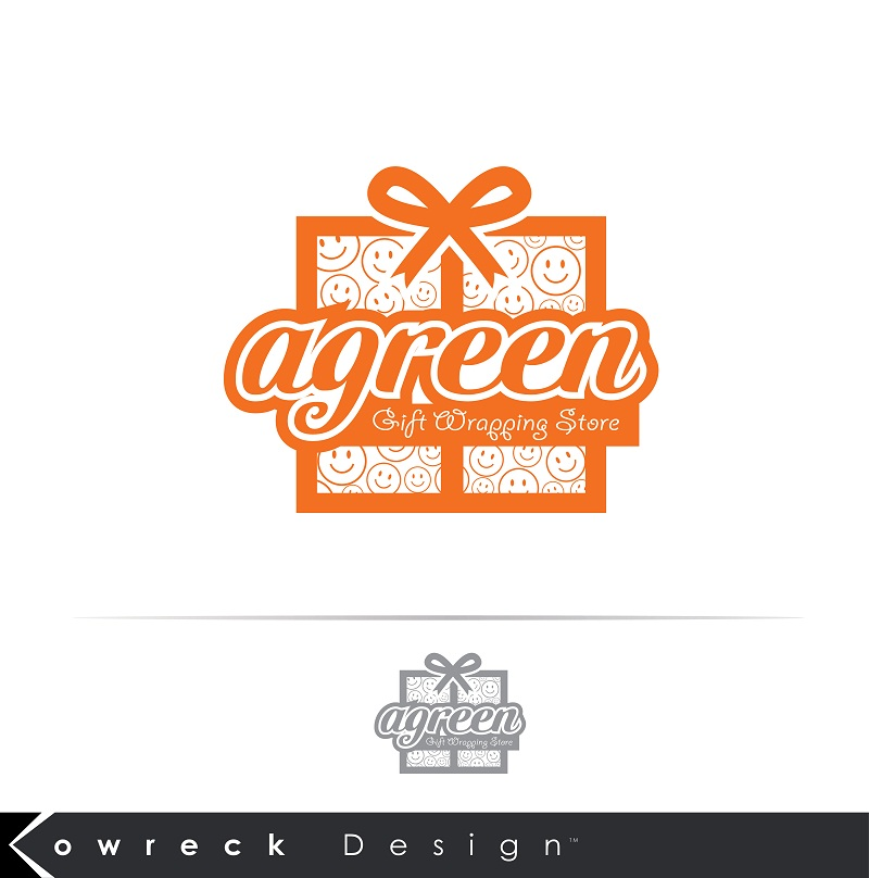 Logo Design by kowreck - Entry No. 127 in the Logo Design Contest Inspiring Logo Design for Agreen.