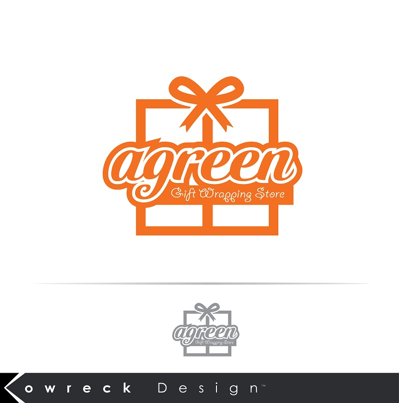 Logo Design by kowreck - Entry No. 128 in the Logo Design Contest Inspiring Logo Design for Agreen.