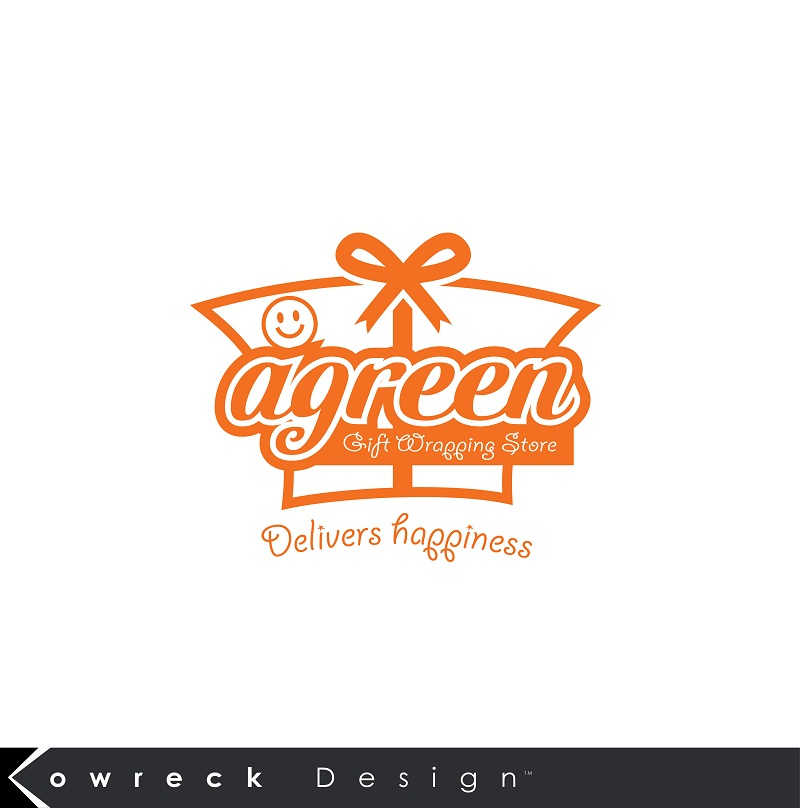 Logo Design by kowreck - Entry No. 129 in the Logo Design Contest Inspiring Logo Design for Agreen.