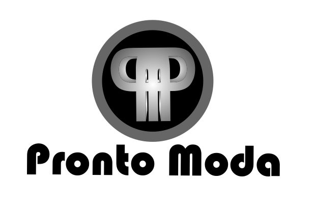 Logo Design by Agus Martoyo - Entry No. 17 in the Logo Design Contest Captivating Logo Design for Pronto moda.