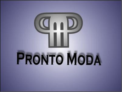 Logo Design by Agus Martoyo - Entry No. 18 in the Logo Design Contest Captivating Logo Design for Pronto moda.