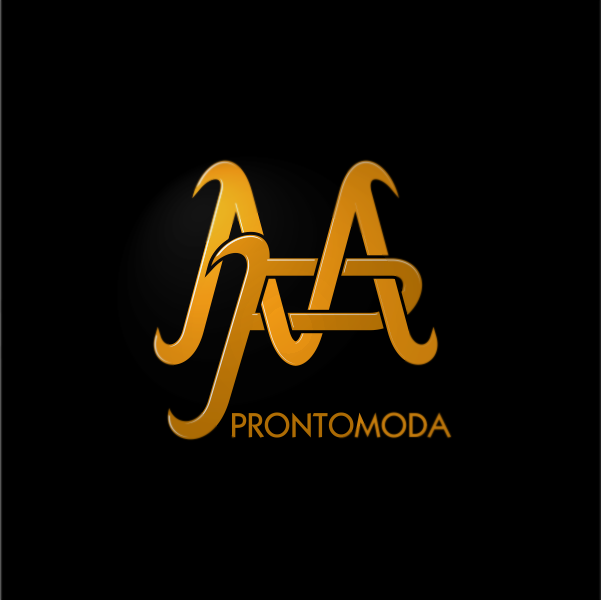 Logo Design by Private User - Entry No. 24 in the Logo Design Contest Captivating Logo Design for Pronto moda.