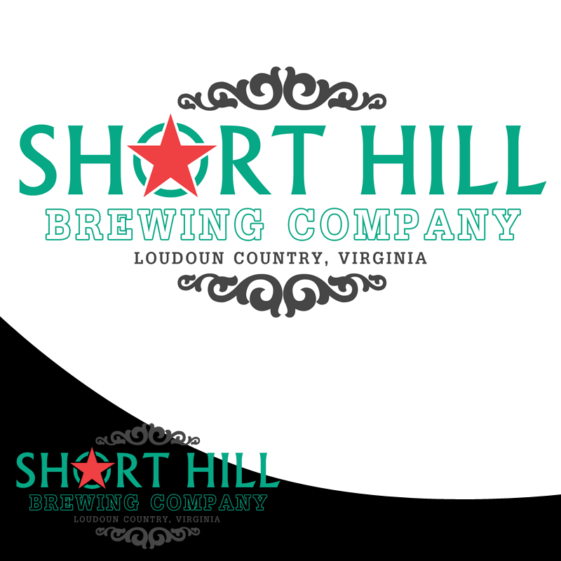 Logo Design by Private User - Entry No. 7 in the Logo Design Contest Unique Logo Design Wanted for Short Hill Brewing Company.