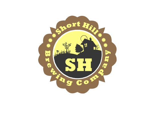 Logo Design by Ismail Adhi Wibowo - Entry No. 8 in the Logo Design Contest Unique Logo Design Wanted for Short Hill Brewing Company.