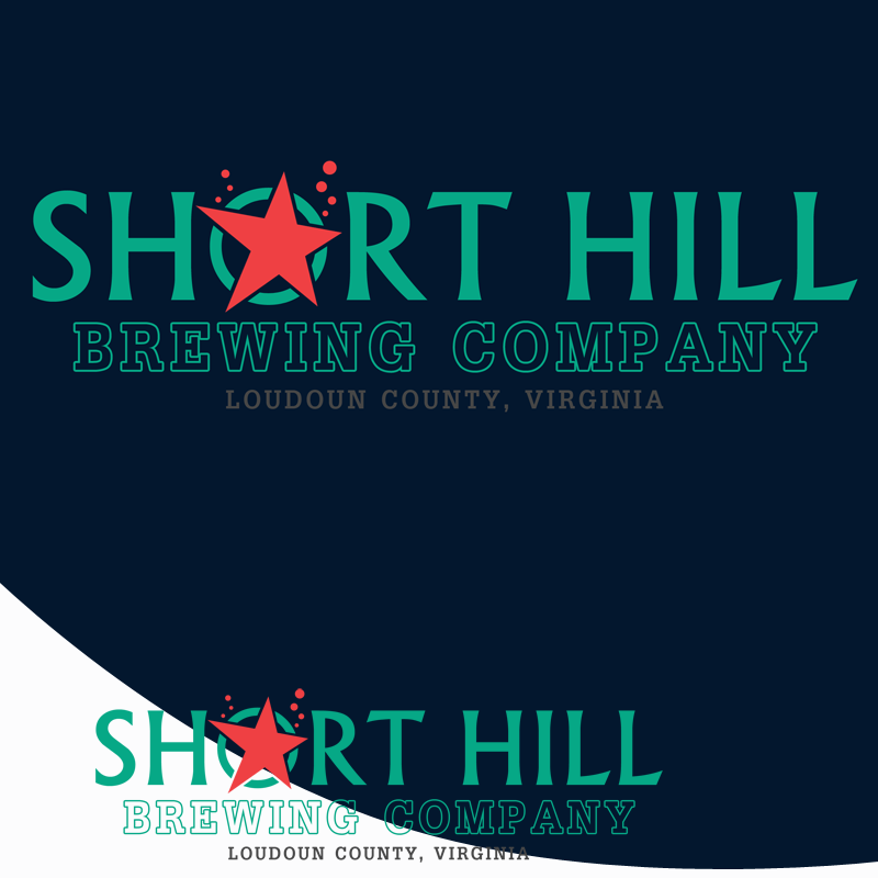 Logo Design by Robert Turla - Entry No. 10 in the Logo Design Contest Unique Logo Design Wanted for Short Hill Brewing Company.