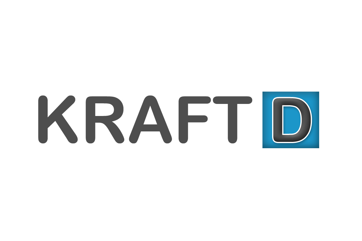 Logo Design by Srikant Budakoti - Entry No. 300 in the Logo Design Contest Unique Logo Design Wanted for Kraft D Inc.