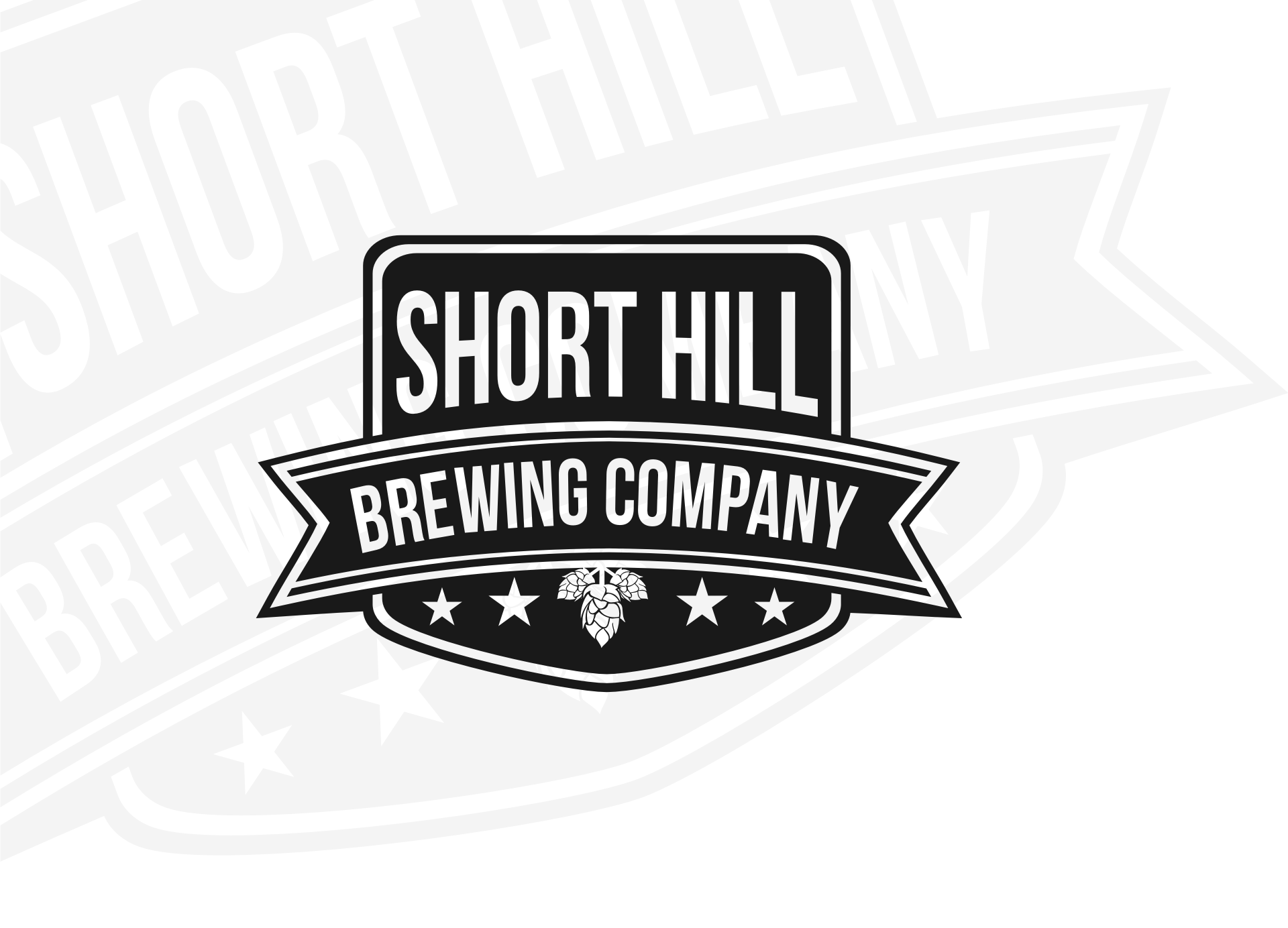 Logo Design by Tille Famz - Entry No. 12 in the Logo Design Contest Unique Logo Design Wanted for Short Hill Brewing Company.