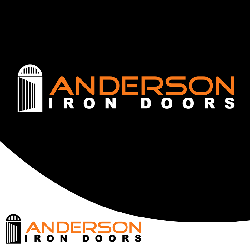 Logo Design by Private User - Entry No. 31 in the Logo Design Contest Artistic Logo Design for Anderson Iron Doors.