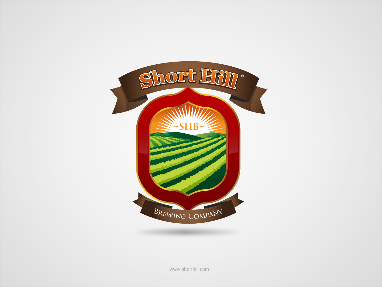 Logo Design by jpbituin - Entry No. 13 in the Logo Design Contest Unique Logo Design Wanted for Short Hill Brewing Company.