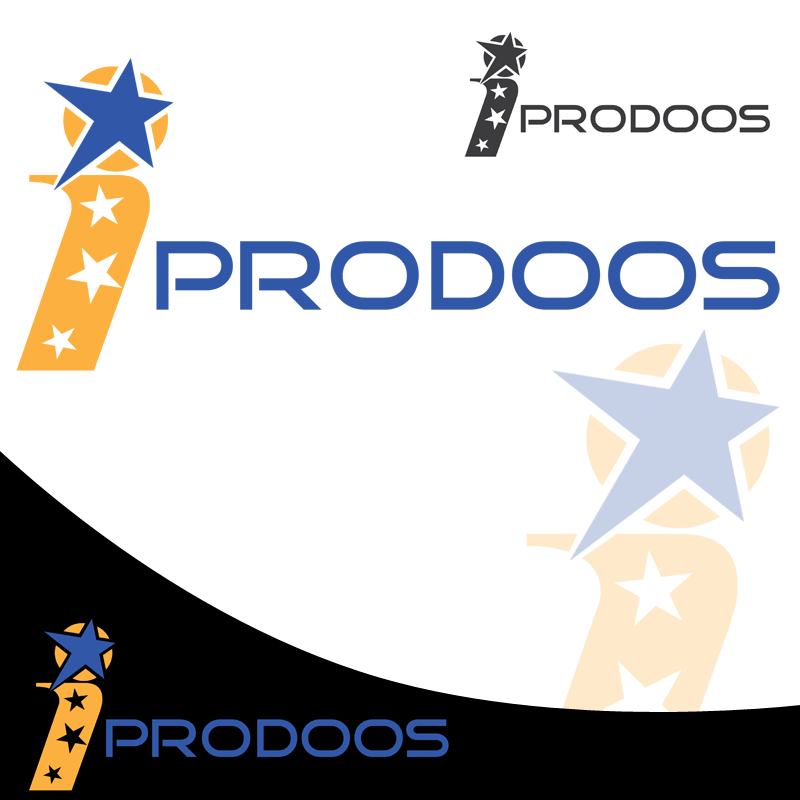 Logo Design by Private User - Entry No. 6 in the Logo Design Contest New Logo Design for iProdoos.