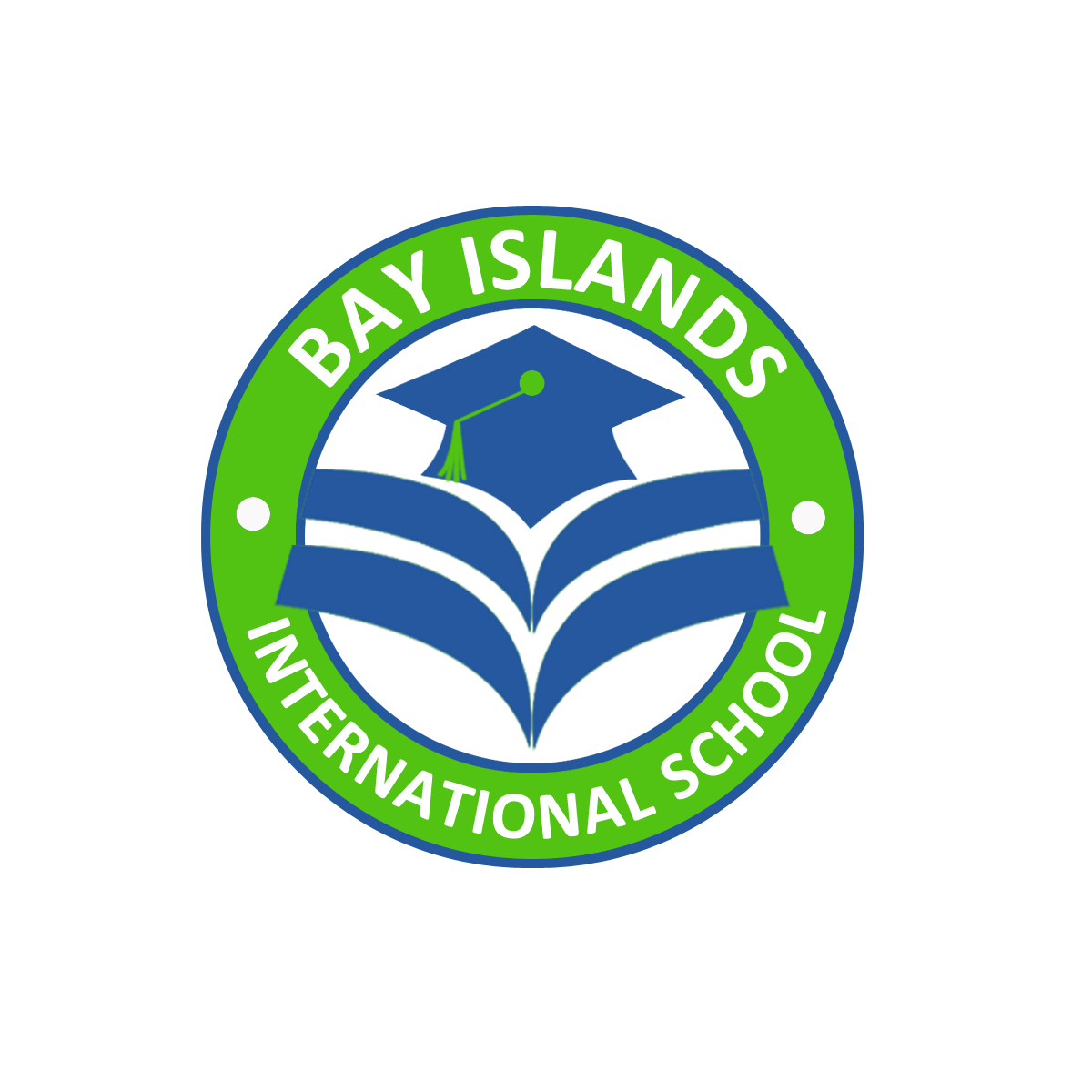 Logo Design by Private User - Entry No. 48 in the Logo Design Contest Creative Logo Design for Bay Islands International School.