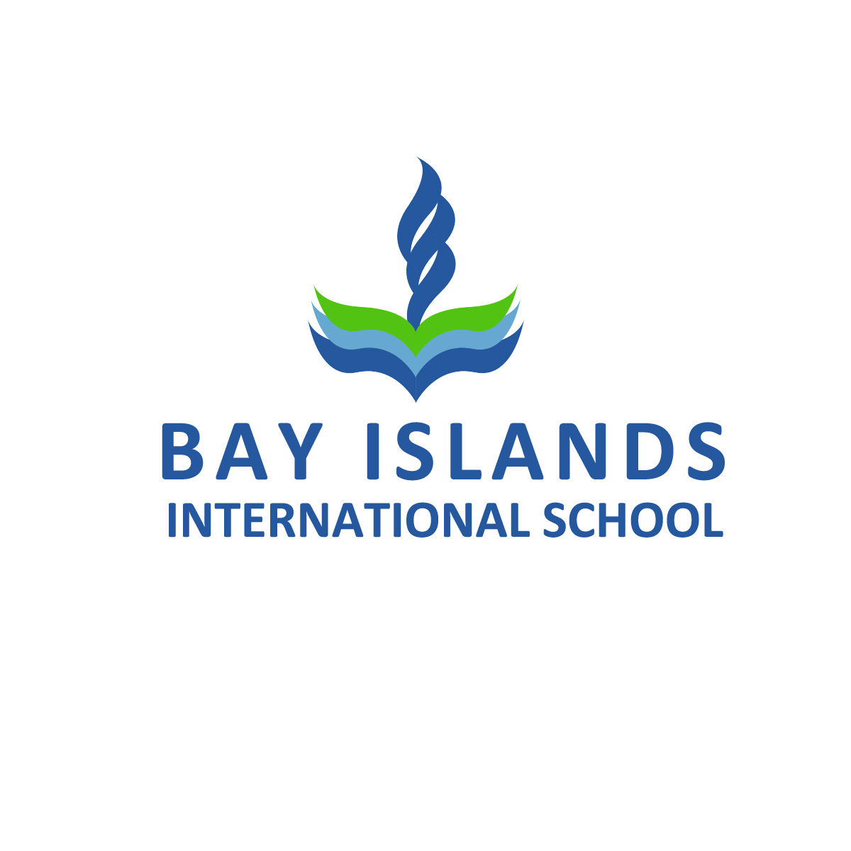 Logo Design by Private User - Entry No. 49 in the Logo Design Contest Creative Logo Design for Bay Islands International School.