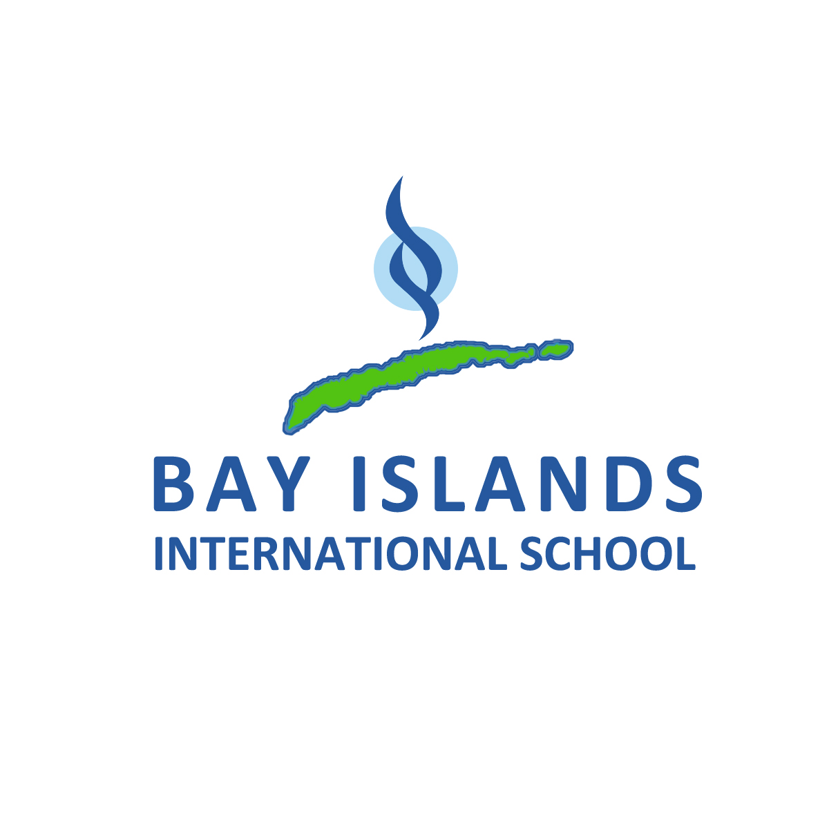 Logo Design by Private User - Entry No. 51 in the Logo Design Contest Creative Logo Design for Bay Islands International School.