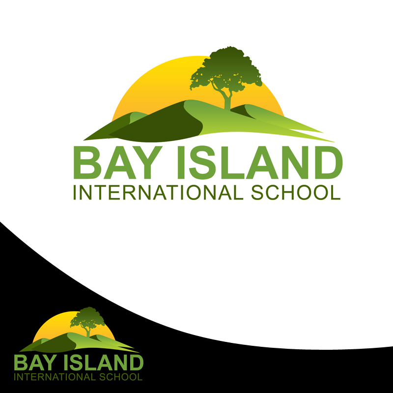 Logo Design by Private User - Entry No. 52 in the Logo Design Contest Creative Logo Design for Bay Islands International School.